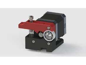 MK8 Personal Extruder - Direct extruder