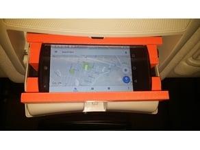 Nissan Leaf Phone Cradle