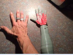 Inmoov Hand Jr Servo Pulley (8g/9g servo)