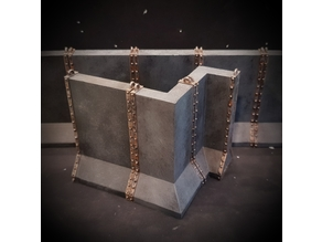 Concrete Blast Wall