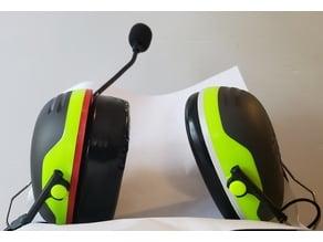Gel Ear Seal Adapters for 3M Peltor Hearing Protectors