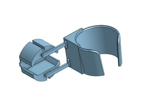 Philips Multigroom holder (schuko)