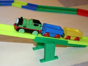 Train Seesaw