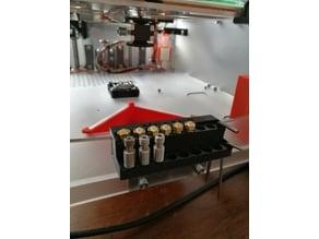 Vertex K8400 E3D Nozzle and heat break holder