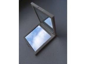 Pocket mirror case