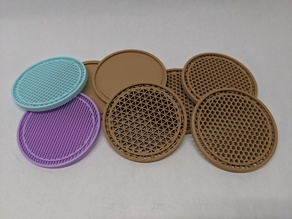 Infill Coasters