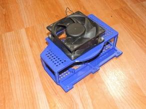 Anet AM8 Motherboard 90mm fan mount