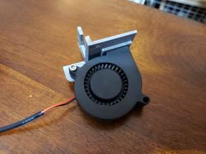3Dtje Extruder Motor Fan Mod