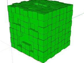 Minecraft Creeper Bank