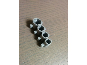 Metric Hex Nut Socket Tool (Any Size)