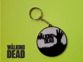 keychain The Walking Dead