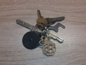 Raspberry Pi - Keychain