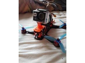 Action Cam Mount V1 - EKEN H9R ZMR250