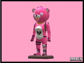 Fortnite Cuddle Team Leader Mini Figure