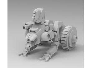 Battletech Tortoise II Battlearmor