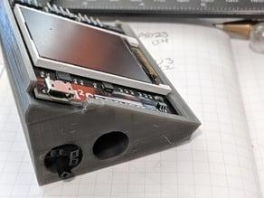 i2cdriver case/display