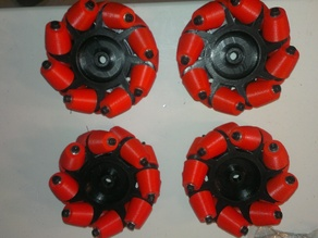 Mecanum Wheels