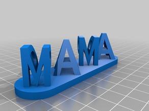 mama|papa