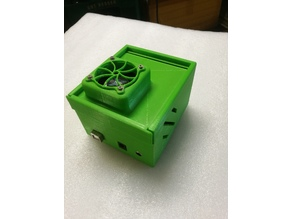Arduino CNC Shield Case