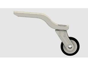 Tail wheel landing gear