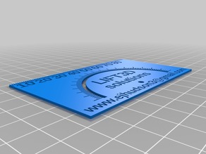 lift3d Business Card