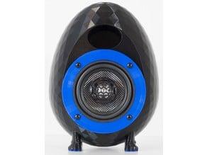 """4"""" Egg Speaker"""