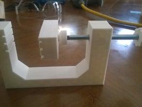 Easy Print PCB Clamp / Vice
