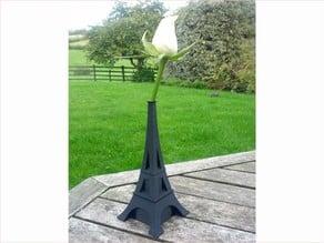 Eiffel Bud Vase
