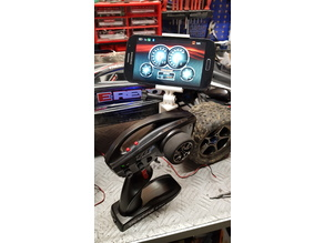 Traxxas TQi Link Smartphone Holder