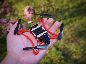 Micro 105 FPV Quadcopter - 8.5mm Motors, Micro Scisky