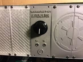 Moog Werkstatt Attenuator