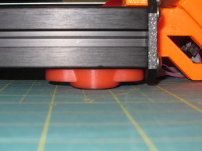 Prusa MK3 Rubber Feet Support/Stabiliser