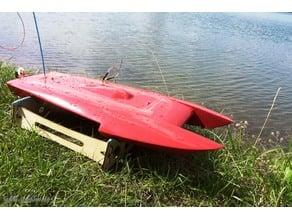 LaserCut - Hydromite Speedboat