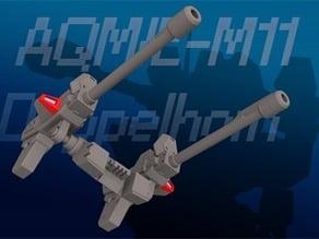 [O-SD 006] AQM/E-M11 Doppelhorn