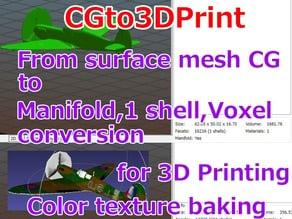 CGto3DPrint