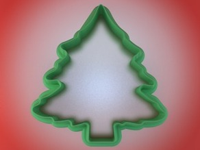 Christmas Tree/Chanukkah Tree Cookie Cutter