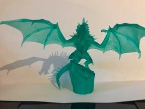 Skyrim Frost Dragon