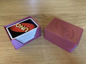 Another UNO card box