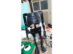 Puppet Basic armature