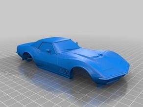 Corvette for OpenZ V16 98mm Wheelbase