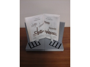 [Y] pupitre lecture (book holder)