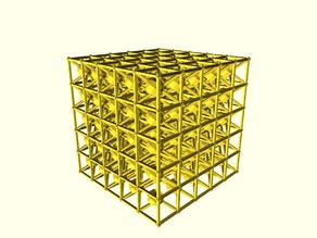 HyperCube Lattice