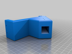 OpenBulletFeeder Carrier for 3/4in square rod