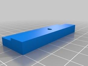 Printrbot Simple Metal PRINTinZ build plate bracket