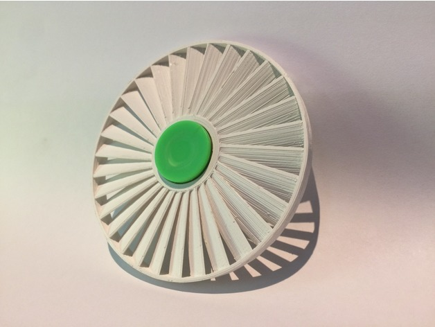 fan fid spinner by h12amza Thingiverse