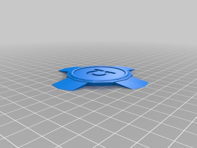 Warhammer 40K Teleport pad by MisterZed - Thingiverse