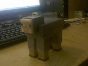 Parametric Minecraft - Sheep