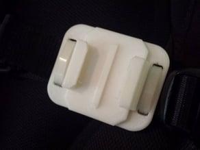 GoPro Cable Tie - Zip Tie Plate