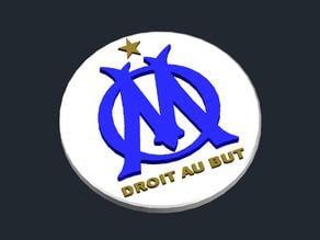 Olympique de Marseille - Logo