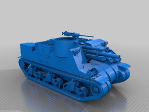 Tank - M7 Priest (1/10)